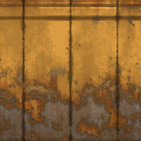 Metal rust Stock Image