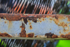 Metal rust background Royalty Free Stock Photography