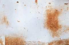 Metal rust background , grunge rust and corrosion background texture. Rust on old wall background stock images