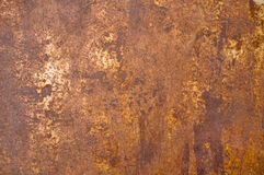 Metal rust background Royalty Free Stock Photos