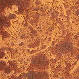 Metal rust background Stock Photos