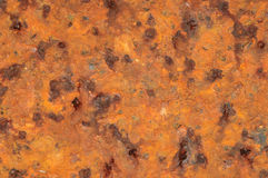 Metal rust Background. Background metal rust structure close up royalty free stock photo