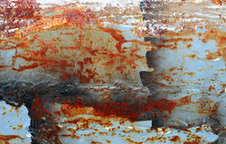 Metal rust backgrounds. Art abstract grunge textured background Stock Image