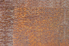 Metal rust surface ,background rusty Royalty Free Stock Photo