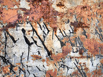 Metal rust texture, abstract grunge background Stock Photo