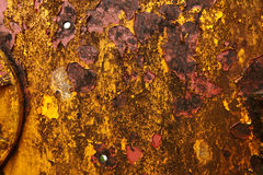 Metal Rust Texture Abstract Grunge Background Royalty Free Stock Image