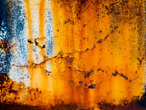 Metal Rust Texture Background Royalty Free Stock Photography