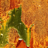 Metal Rust Texture Background Royalty Free Stock Photos