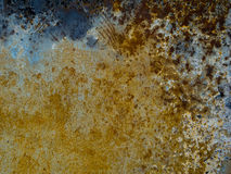 Metal rust texture background Royalty Free Stock Image