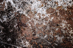 Metal rust texture Royalty Free Stock Image