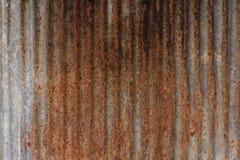 Metal rust wall texture Stock Photography