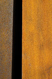 Metal Rusty Pattern Imágenes de archivo libres de regalías