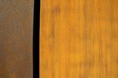 Metal Rusty Pattern Foto de archivo