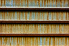 Metal rusty texture Stock Images