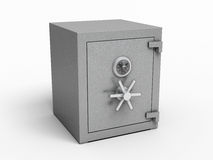 Metal safe Stock Photography
