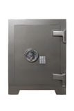Metal Safe Stock Photo