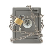 Metal safe Stock Images