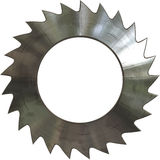 Metal saw Royalty Free Stock Photography