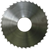 Metal saw Royalty Free Stock Images