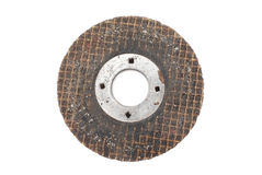 Metal saw disk Royalty Free Stock Photo