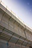 Metal scaffolding Stock Photos