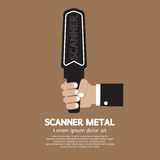 Metal Scanner Stock Images