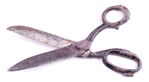 metal scissor Royalty Free Stock Photo