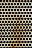 Metal screen background Stock Images
