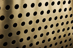 Metal screen background Royalty Free Stock Image
