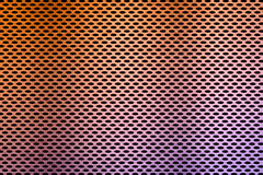 Metal screen background Stock Image