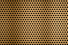 Metal screen background Royalty Free Stock Photo