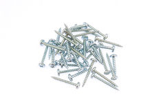 Metal screws Stock Photos