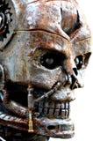 Metal sculpture Royalty Free Stock Image