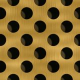 Metal seamless background Royalty Free Stock Photo