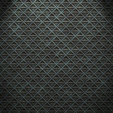 Metal seamless steel background Royalty Free Stock Photos
