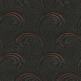 Metal seamless texture with pattern Stock Photos