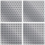 Metal seamless  textures Royalty Free Stock Image