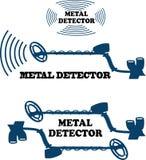 Metal sensor Stock Images
