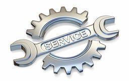 Free Metal Service Icon 3D Stock Photos - 216456053
