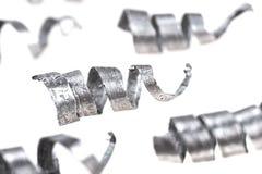 Metal Shavings Royalty Free Stock Images
