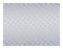 Metal sheet. A large shiny  piece of metal sheet Stock Photos