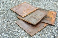 Metal sheet Royalty Free Stock Images