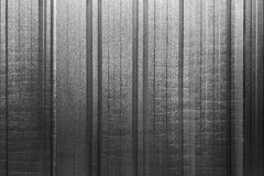 Metal sheet material back surface texture. Metal sheet material back surface texture with black and white color stock images