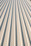 Metal sheet Roof Stock Images