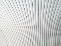Metal sheet roof Stock Photography