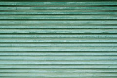 Metal sheet slide door texture background. Royalty Free Stock Image