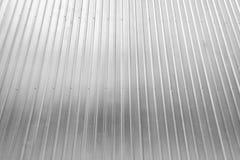 Metal sheet wall Stock Images