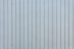 Metal sheets wall background Royalty Free Stock Photos