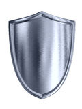 Metal shield vector illustration