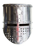Metal shield Royalty Free Stock Images